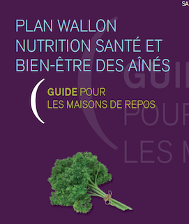 plan wallon nutrition aine