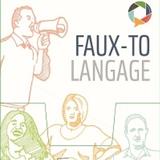 Faux to langage