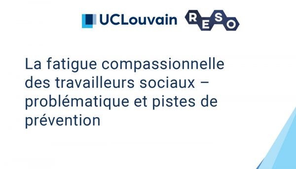 Emag05 Fatigue compassionnelle UCL Reso