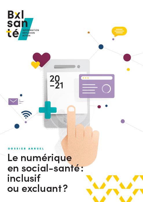 Cover Dossier annuel 2020 bxl santé